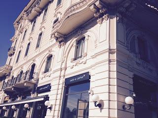Il caffé à porter di Lugano - la mia alternativa allo Starbucks