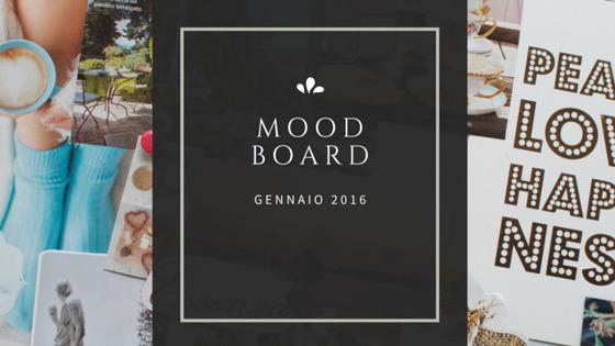 DIY moodboard, ispirazione per l'anno nuovo. Ecco come puoi partire nel nuovo anno con un mood board tutto tuo.