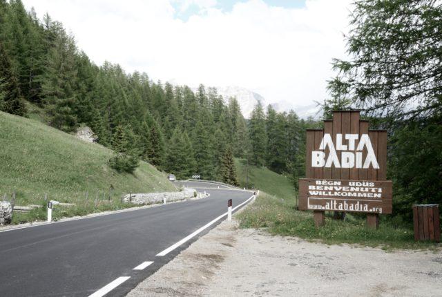 Benvenuti in Alta badia