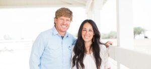 Joanna e Chip Gaines di Fixer Upper