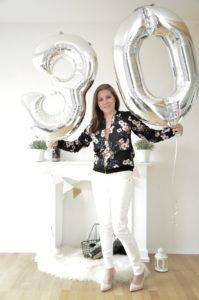 palloni dei 30 anni
