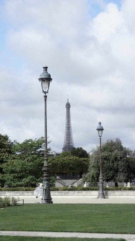 La Tour Eiffel di Parigi
