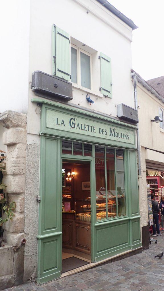 Panetteria carina a Parigi