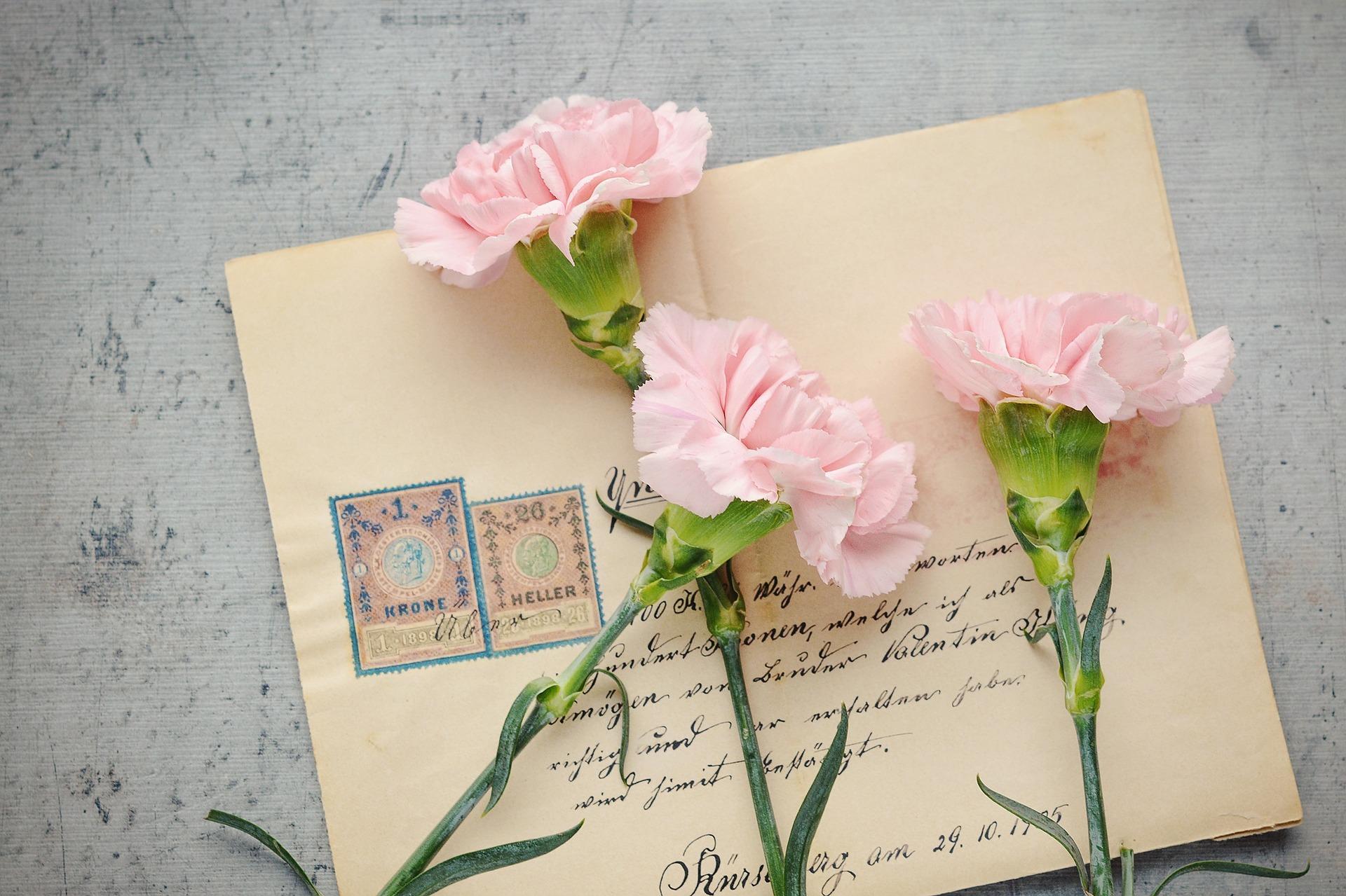 Lettera vintage
