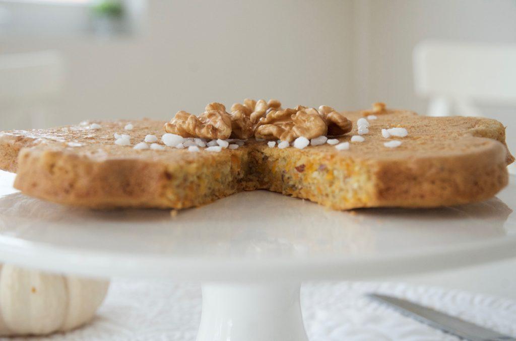 Ricetta torta alle carote veloce con Thermomix/ Bimby